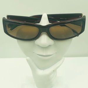 Kenneth Cole Red Vintage Sunglasses Frames